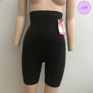 dbb58a6848 Image is loading MAIDENFORM-SHAPEWEAR-HIGH-WAIST-THIGH-SLIMMER-TUMMY-WAIST-