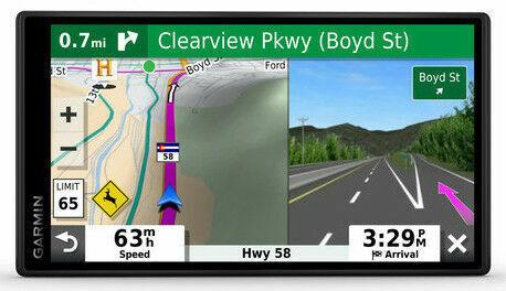 Garmin GPS DriveSmart 55 Traffic 5.5 Display GPS Navigator - $152.99