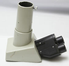 Nikon Microscope Ultra Wide Trinocular Head Optiphot Labophot UW CFUW 30mm