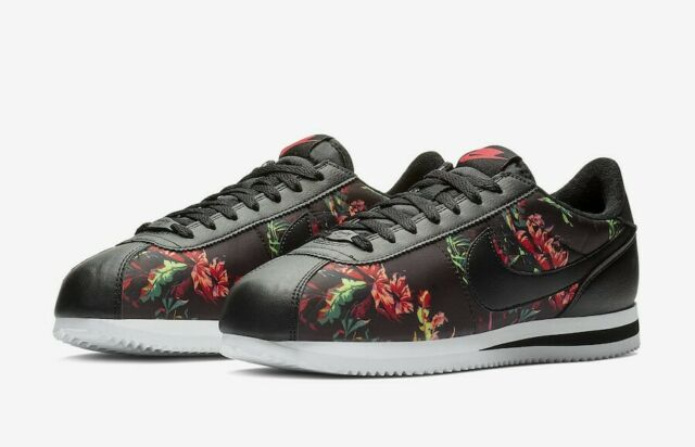 Nike Cortez Basic Men's Shoes - Black