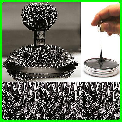50g Magnetic PUTTY  Mud / Plasticine / Ferrofluid / Dense Ferro Fluid + Magnet