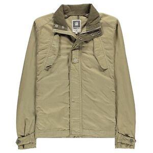 G-Star-Raw-Jacket-039-BENIN-OVERSHIRT-L-S-039-Size-S-EUC-RRP-269-Mens
