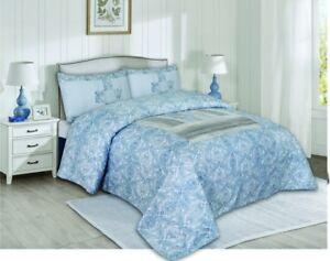 100-Cotton-Duvet-Cover-Set-300TC-Bedding-Set-With-Pillow-Cases-amp-bed-Sheet
