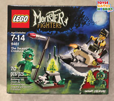 *NEW* LEGO Monster Fighters The Swamp Creature  Set 9461 Halloween HTF Sealed