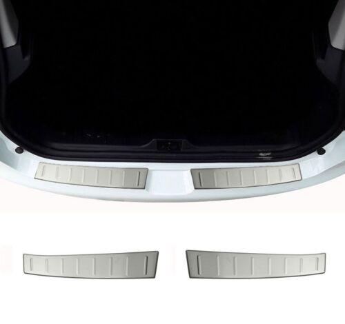 RENAULT CLIO IV HB 2012 Boot Couvercle Porte Arrière Protection Pare-chocs Garde Trim Cover