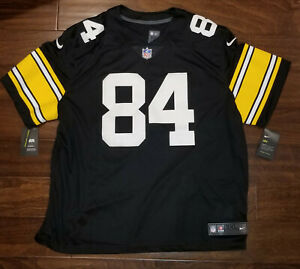 """Antonio Brown Pittsburgh Steelers Nike """"Vapor"""" Limited Jersey XXL/2XL & XXXL/3XL"""