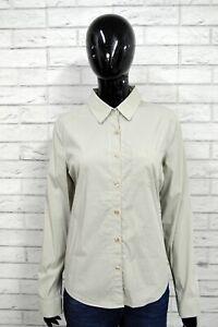 MARLBORO-CLASSICS-46-Camicia-Donna-Maglia-Blusa-Polo-Shirt-Woman-Manica-Lunga