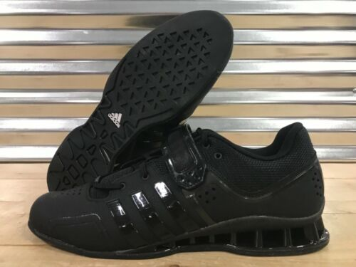 Sz Adipower pesas Triple de Zapatillas Out Black levantamiento para Ba7923 Zapatillas Adidas vBWn5qfUF