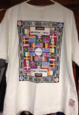 Adidas Authentic 1994 World Cup Usa T-shirt Lg