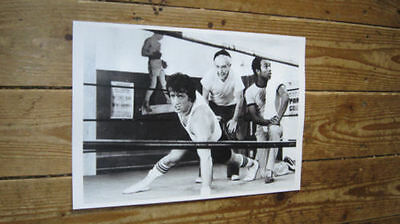 Rocky III /'Balboa vs Lang/' Movie Film Art Poster Print A4 to A0 Framed