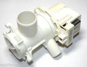 ORIGINALE Beko Lavatrice la pompa di scarico WMB81221LS WMC6100S WMB81241LW WML72WXC