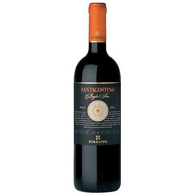 Santagostino Baglio Soria Sicilia Rosso IGT - 2012 Firriato Sizilien 50% Syrah,
