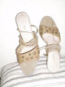 Sandales-Talons-Neuves