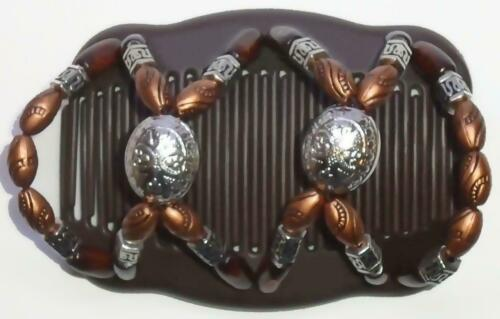 """Angel Wings Hair Clips 4x3.5/"""" US SELLER African Butterfly Combs Quality MS05"""