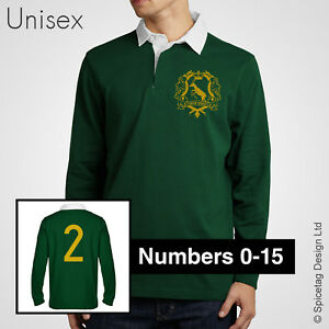 83a4d2f26f6 Image is loading Retro-70s-South-Africa-Rugby-Jersey-African-Springboks-