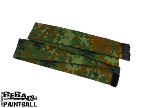 Mamba Remotesystem Cover / Schutz Paintball Flecktarn