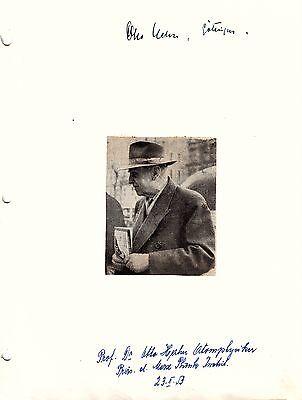 Otto Hahn Nobelpreis
