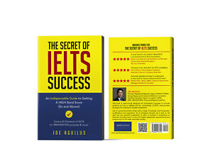 The Secret of IELTS Success by Joe Aguilus.