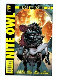Before-Watchmen-NITE-OWL-3-in-Near-Mint-condition-DC-comics