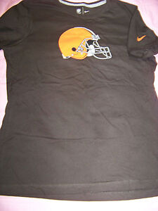 0a7ea66a Details about Nike Women's Cleveland Browns Shirt XL