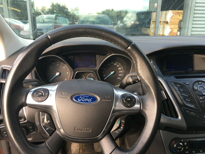 Ford Focus 1,6 TDCi 115 Titanium - billede 6