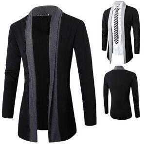 Stylish-Men-Fashion-Knitted-Cardigan-Jacket-Slim-Long-Sleeve-Casual-Sweater-Coat