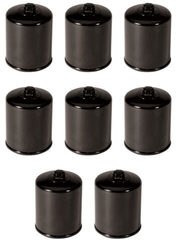 K /& N Filters KN-171B Oil Filter Powersports Canister Style 8 PACK