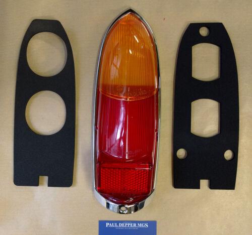 57h5355k Austin Healey Sprite Trasero Lámpara Lente Kit