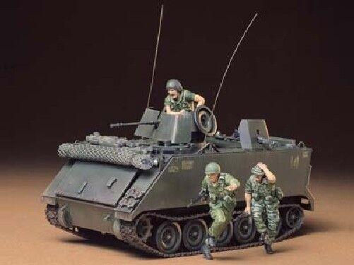 TAMIYA 1 35 U.S.M113 ACAV Battle Wagon Model Kit NEW from Japan