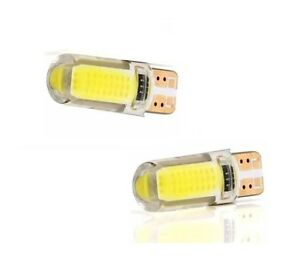 T10-W5W-LED-Bombilla-Coche-Cuna-Largo-Blanco-Brillante-Numero-De-Matricula-Luz-lateral-Lampara-de