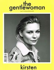 The GENTLEWOMAN 13 S/S 2016 KIRSTEN DUNST Heather Kemesky RIANNE VAN ROMPAEY New