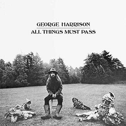 George Harrison All Things Must Pass 2017 Remasterizado 180g Vinilo 3-lp Caja