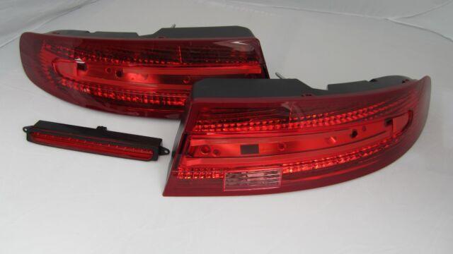 Aston Martin V8 V12 Vantage Red Rear Lamp Kit For Sale Online Ebay