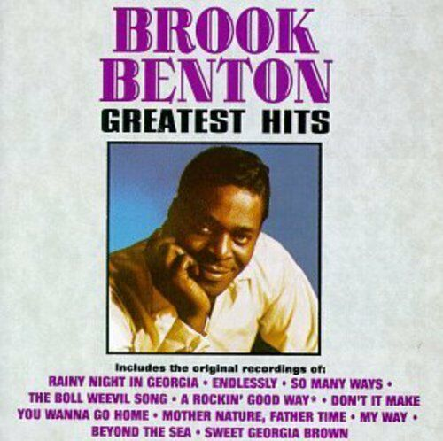 Brook Benton - Greatest Hits [New CD] Manufactured On Demand