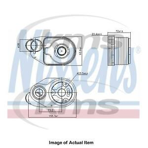 New-Genuine-NISSENS-Engine-Oil-Cooler-90932-Top-Quality