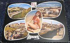 Belgium Bredene multi-view - posted 1964