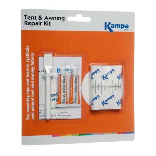 CA9015 KAMPA Tent /& Awning Repair Kit