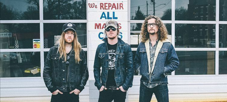 The Cadillac Three with Black Stone Cherry