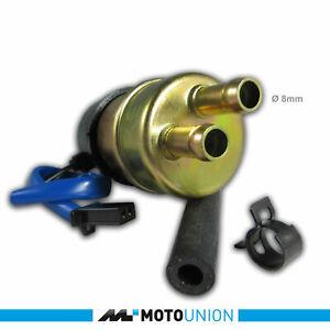 Kraftstoffpumpe Benzipumpe für Kraftstoff Schlauch Anschluss 8mm