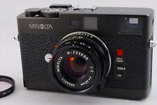 [Excellent++] MINOLTA CLE SLR 35mm Rangefinder M-ROKKOR 40mm f/2 from Japan #75