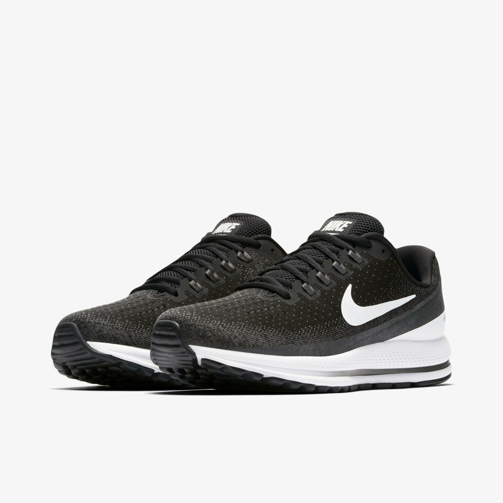 c98723262d Nike Air Zoom Vomero 13 922908-001 Black Anthracite Cool Grey Mens Running  shoes