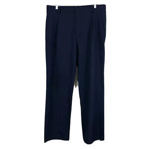 Directamente nada Restringido  Pantalones Under Armour plisado de golf para hombre 38 X 34 Azul Marino  Poliéster Elástico usado en excelente estado | eBay