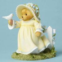 Cherished Teddies Figurine, Sing A Sunny Song, Evaline, In Box, 4051041