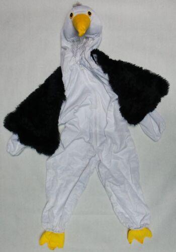Pelican Penny Zip Up Hoodie Pajama Costume with Backpack Kids/' Safari Medium