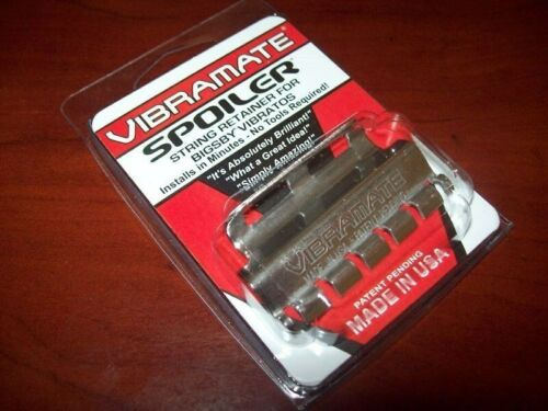 Vibramate SR-1 String Spoiler For Bigsby! NEW