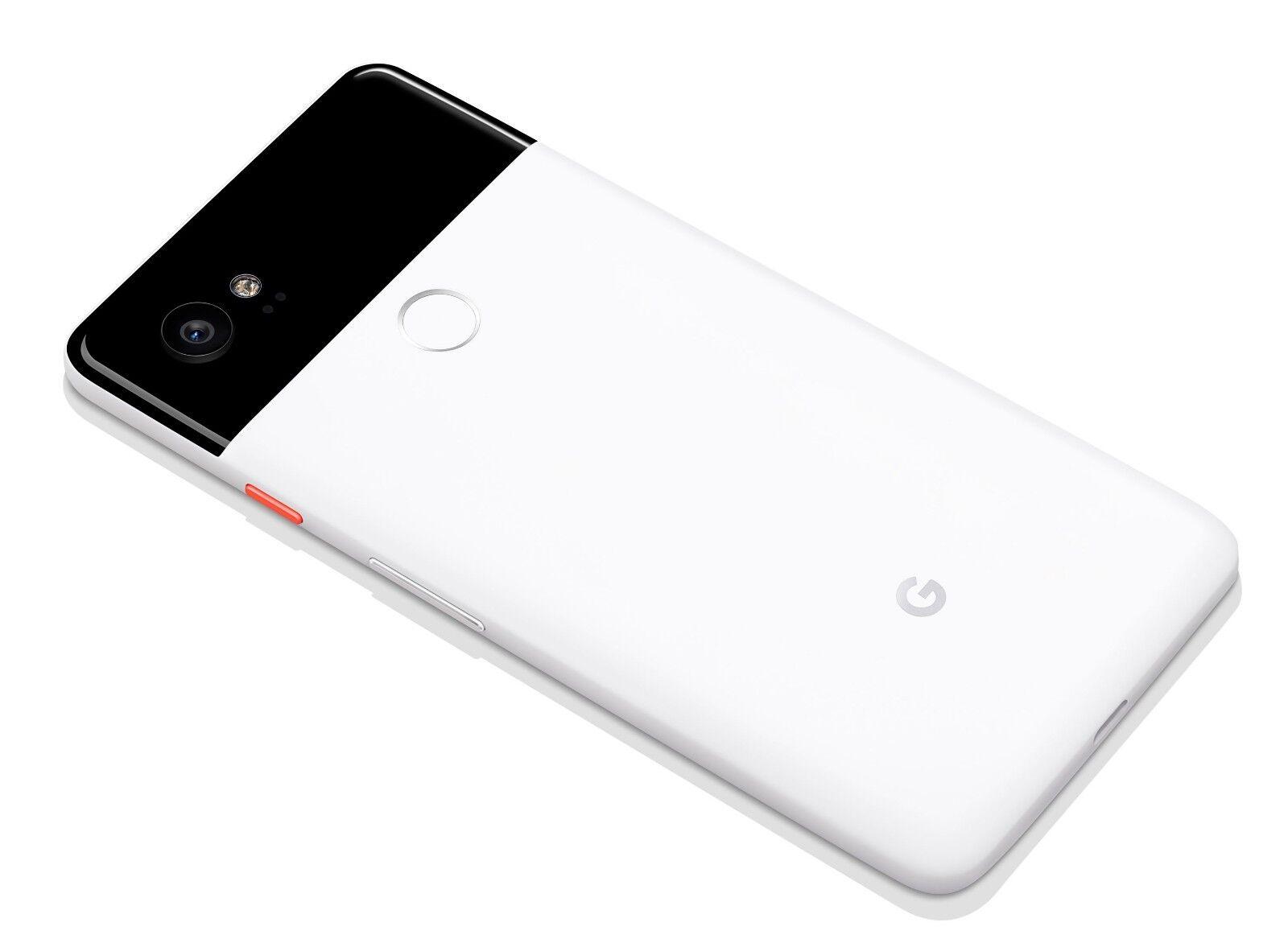 Google Pixel 2 - 64GB - White (Unlocked) Smartphone A - True