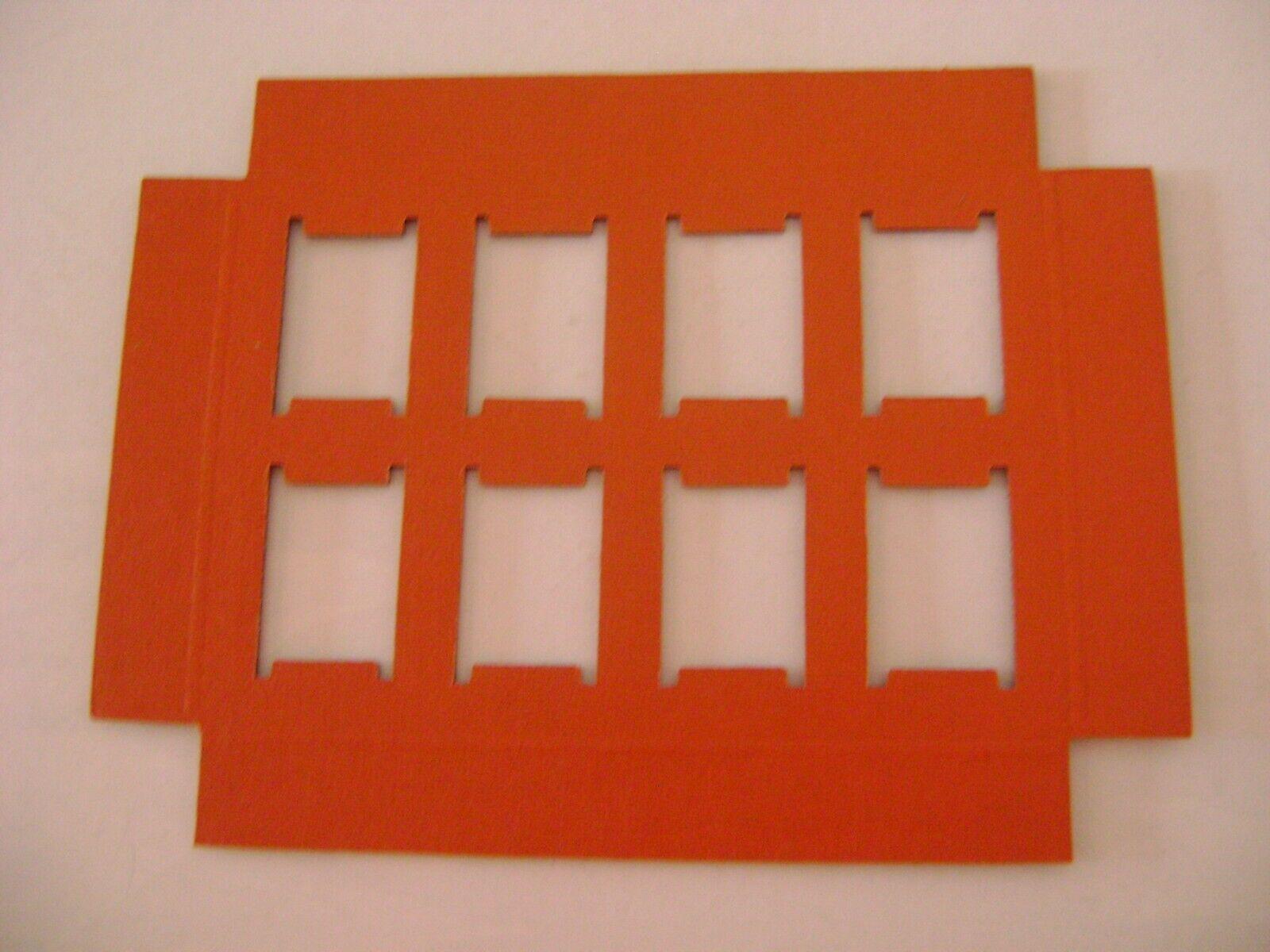 Lionel No. 40 Cable Reel scatola Insert Original arancia