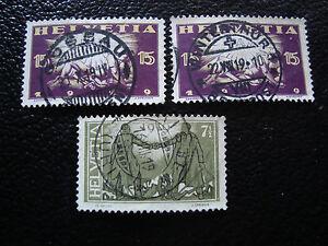 Switzerland-Stamp-Yvert-and-Tellier-N-172-x2-170-Obl-A7-Stamp-Switzerland