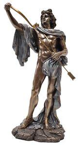 apollo greek god of the sun apollo holding bow and arrow. Black Bedroom Furniture Sets. Home Design Ideas