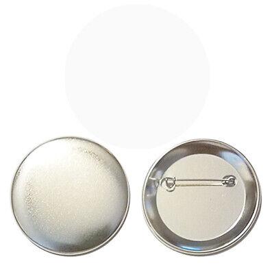 """1000 pcs 1-1//2/"""" inch 1.50 Tecre Complete Pinback Button Badge Machine Parts Set"""